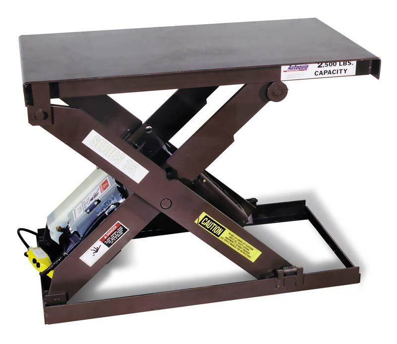 Autoquip Scissorlift Table