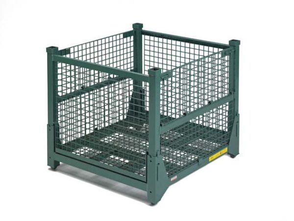 NW Wire SKI Hold Fold Container