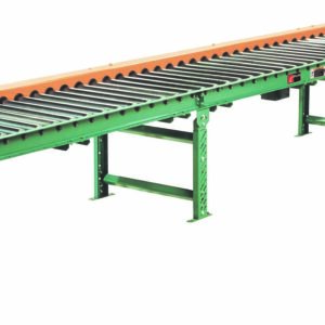 RPowRoll Roach Heavy Duty Chain Driven Live Roller Conveyor