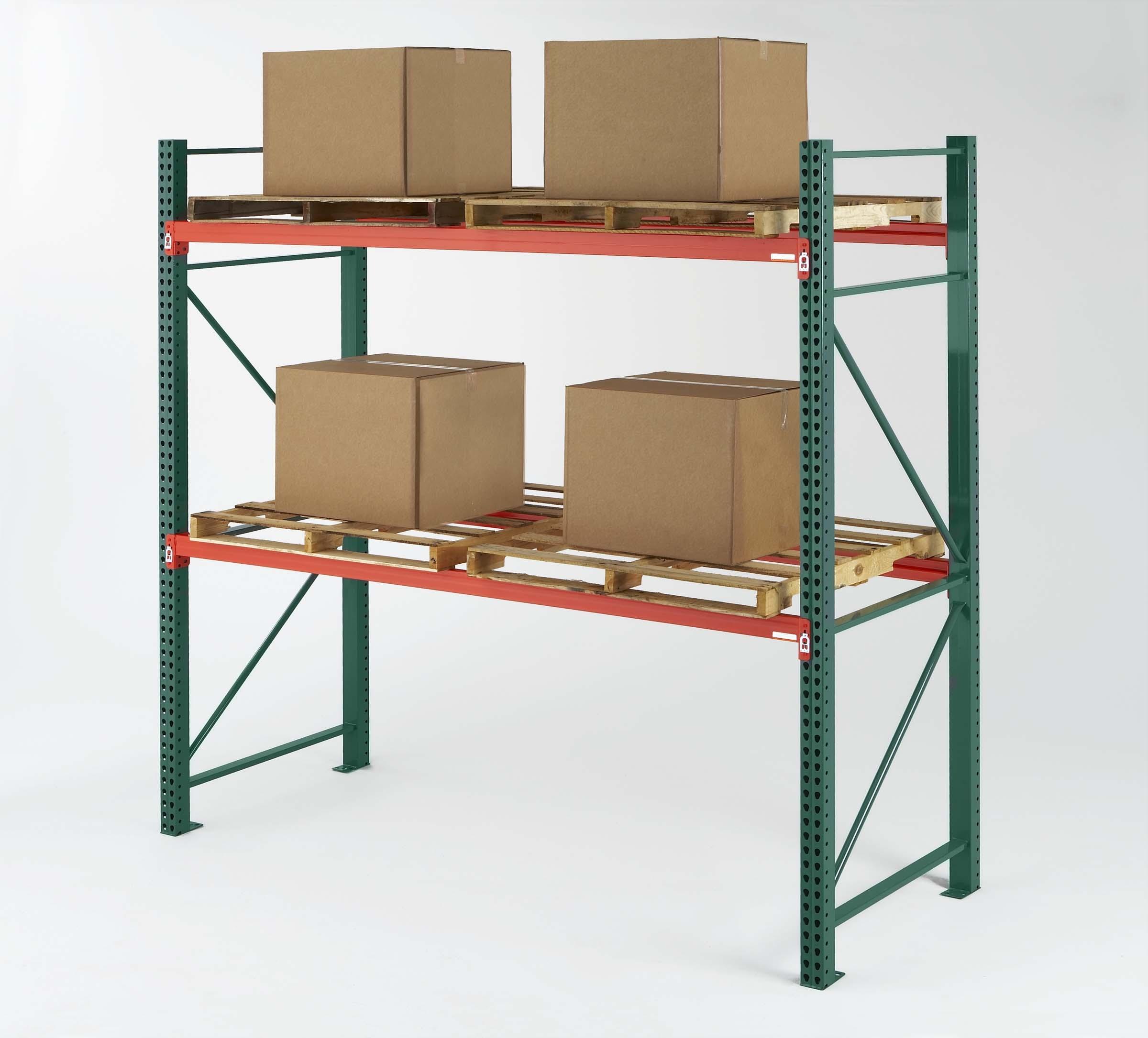 SKI Boltless Pallet Rack Unit