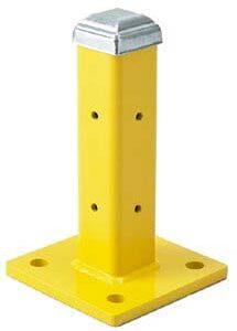 SKI Medium Duty Safety Rail Posts