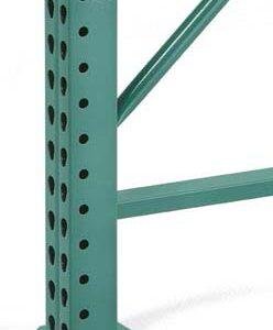 SKI Seismic Roll Formed Pallet Rack Uprights