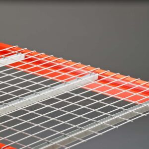 Wire Decking for Pallet Rack Step Beams