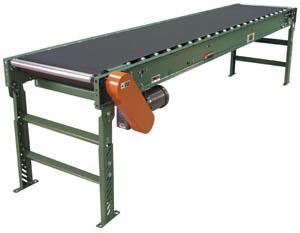 Roach Heavy Duty Roller Bed Belt Conveyor