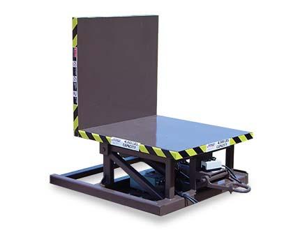 Autoquip Tilt Table 90 degree tilter