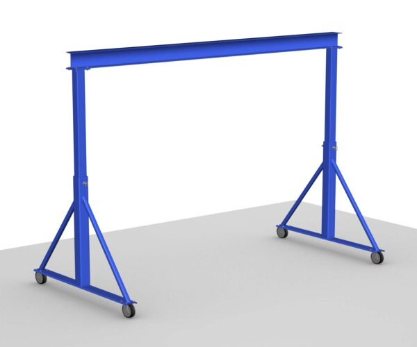 Gorbel Adjustable Gantry Crane