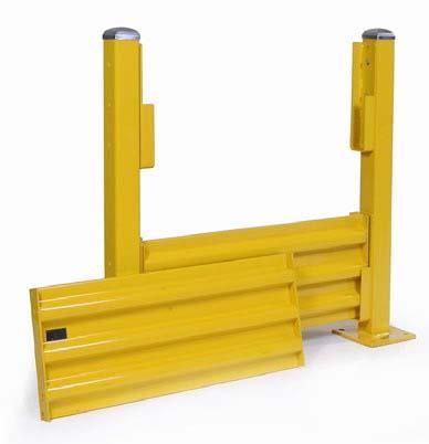 SKI Heavy Duty Lift Out Rails