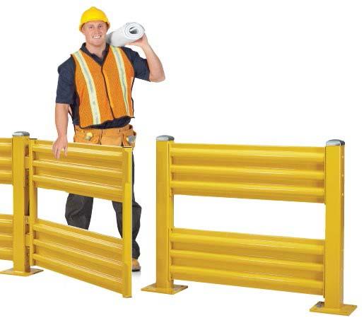 SKI Heavy Duty Safety Gate